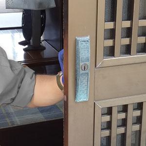 KABAの引き戸錠3600